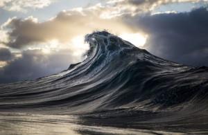 Gaspa-onda che monta