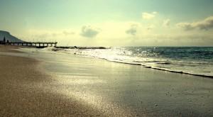 Gaspa-onda spiaggia